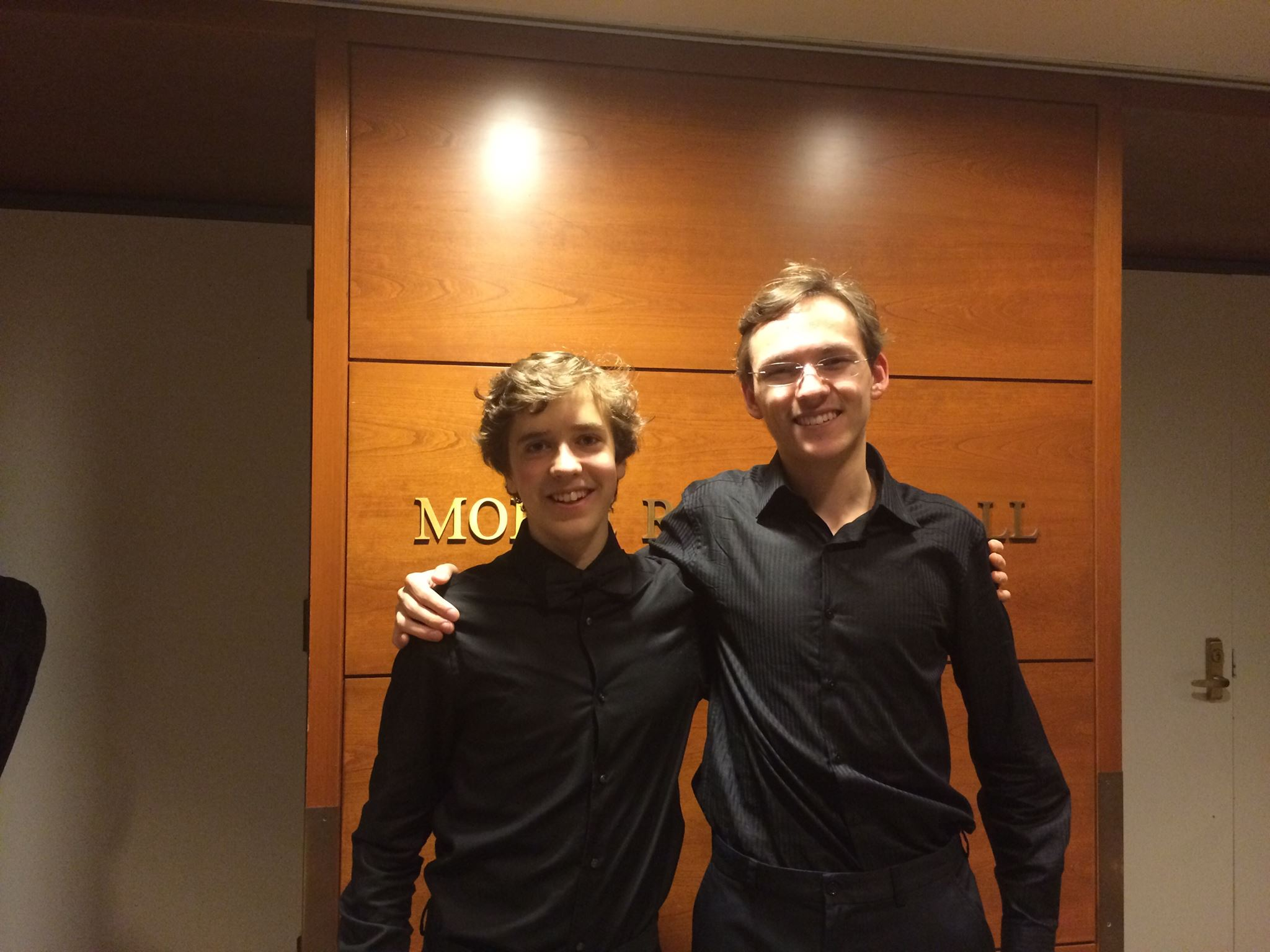 Fedor and Vladik