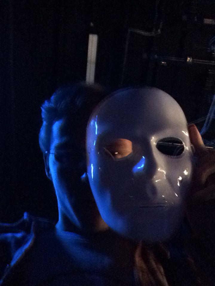 Fedor blue mask