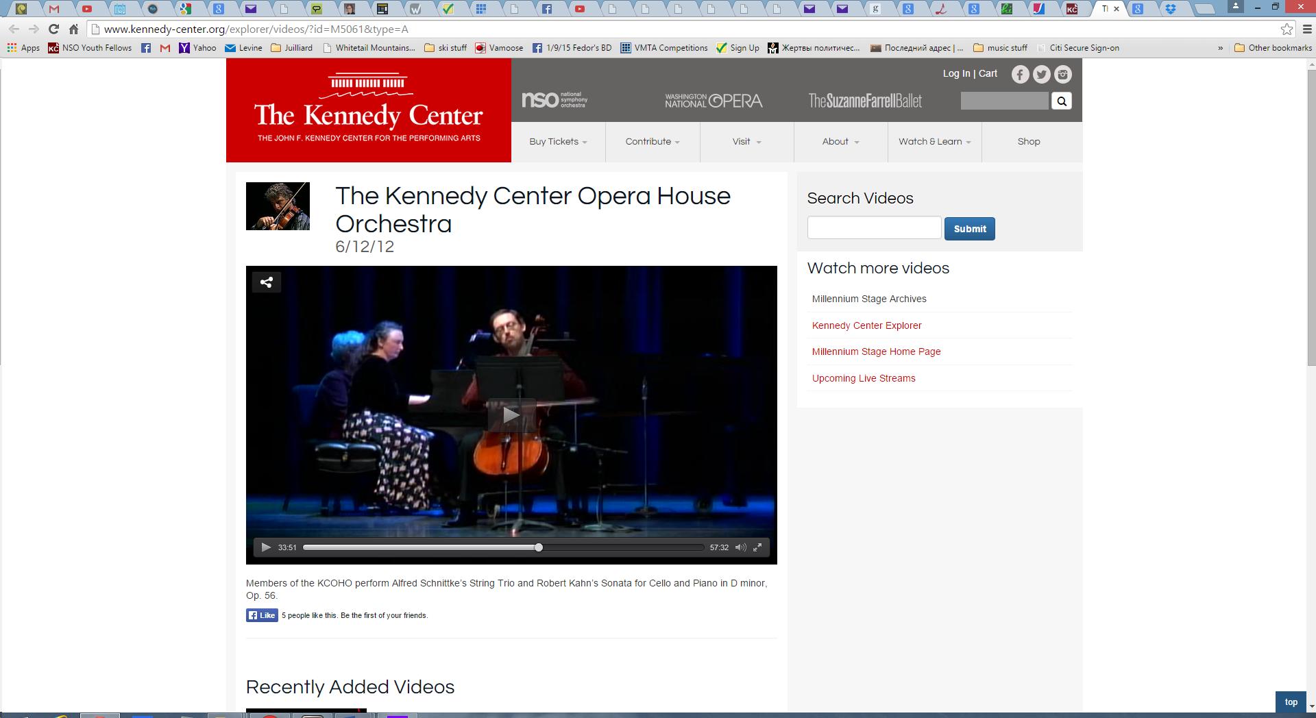 Kennedy Kahn Sonata